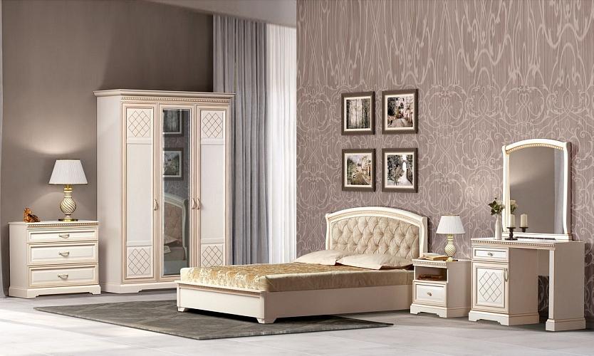 Мебель в интерьере спальни